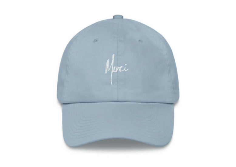 The Merci Dad Hat (All Colors) • Feeds 25 Children