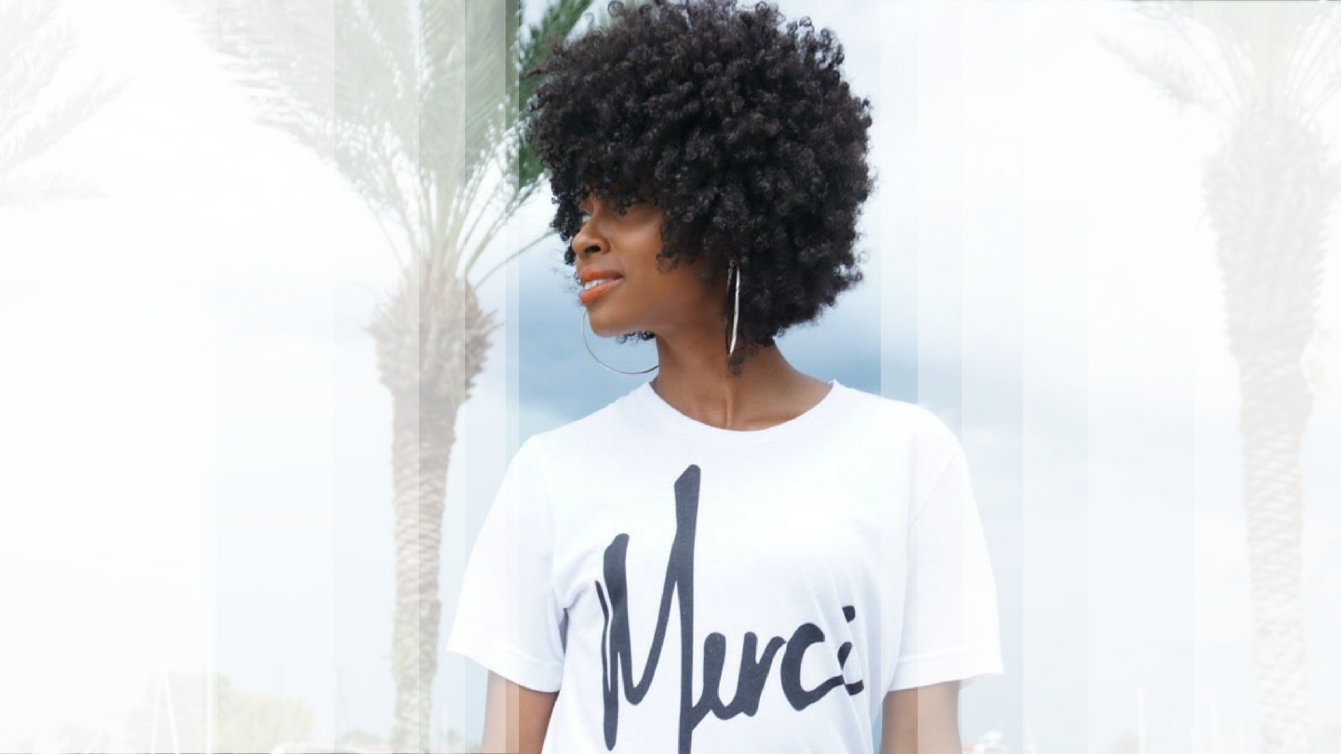 Merci Shirt, Jazmin Bailey_Ligth Grid