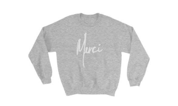 The Merci Sweater (All Colors) • Feeds 25 Children