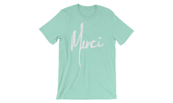 The Merci Shirt (All Colors) • Feeds 25 Children